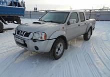 NISSAN NP300 PICK-UP